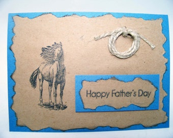 Father's Day Handmade Greeting Card