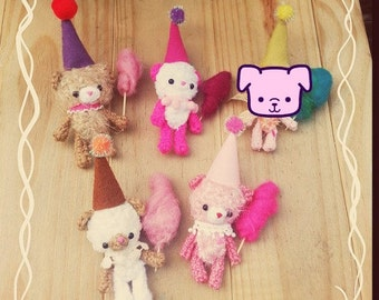 circus ami bears