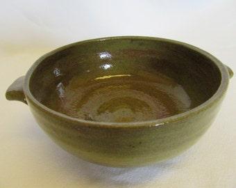 Stoneware Soup Crock