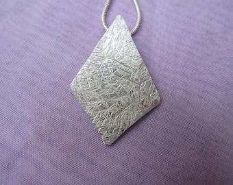 Sterling Silver Pendant  (38)