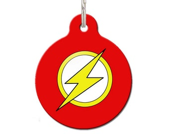 Flash Pet ID Tag, Cat ID Tag, Pet Tag Suitable For Cats And Dogs | FREE Personalization