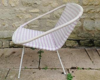 1960's plastic chair