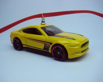 2015 Ford Mustang GT Muscle Car Christmas Tree Ornament
