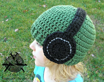 Headphone beanie / earphones / Beats headphones - RTS