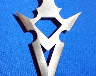 Titanium Diamond Arrowhead