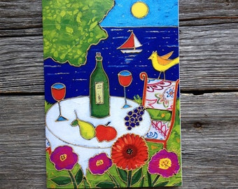 """Map wish """"drink at the water"""
