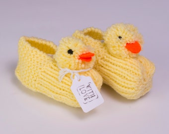 Duck Booties