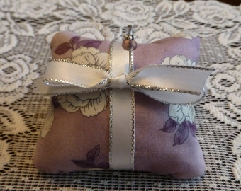 Large Emery Pincushion - Handmade