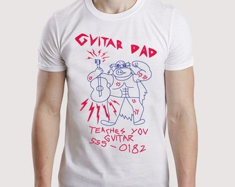 Guitar Dad - Steven Universe Tshirt
