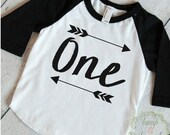 Boy First Birthday Shirt One Birthday Party Shirt Boy 1st Birthday Shirt Arrow Hipster Boy Clothes Girl Birthday 014