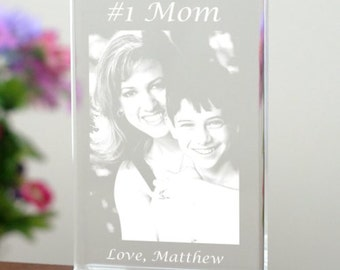 Personalized Engraved Photo Keepsake