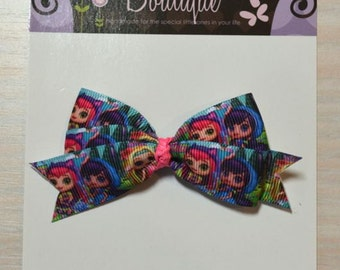 Boutique Style Hair Bow - Little Charmers