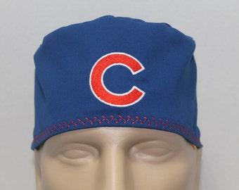 Mens scrub hat/ surgical hat/