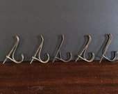 Antique Coat Hooks from an old Farm House