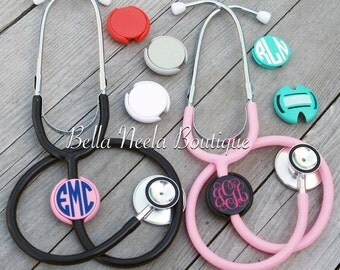 Standard sized Stethoscope Name Tag ID Covers