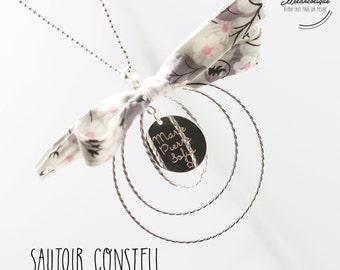 Saltire CONSTELL Liberty - Create custom embossing
