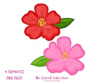 Cherry blossom clip art – Etsy
