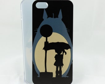 Totoro inspired case for iPhone 5/5s/5se - My Neighbour Totoro Studio Ghibli
