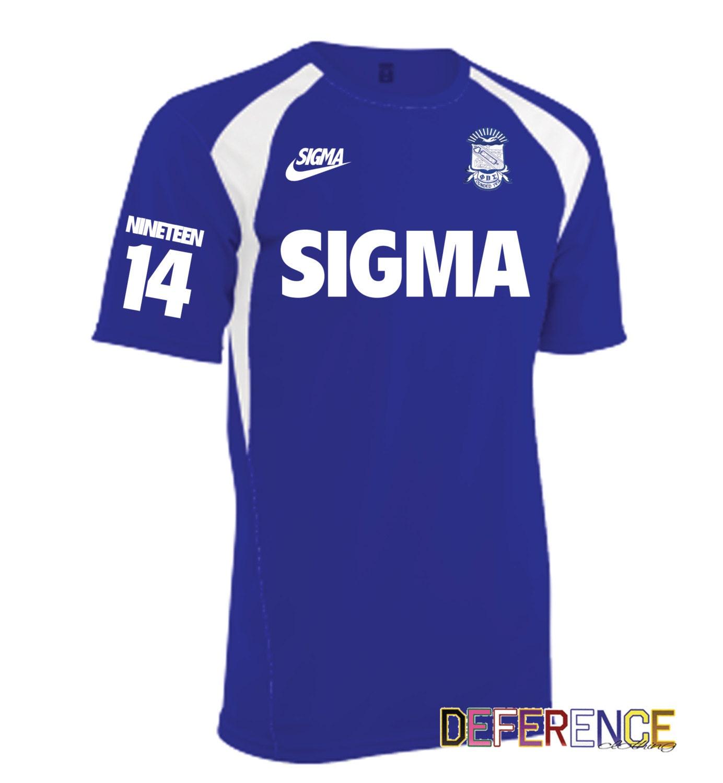 Sigma jersey