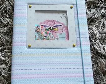 LOW PRICE!!  Sketchbook, Notebook, Sketch album, Draw album, Sketch notebook, Handmade, Scrapbook