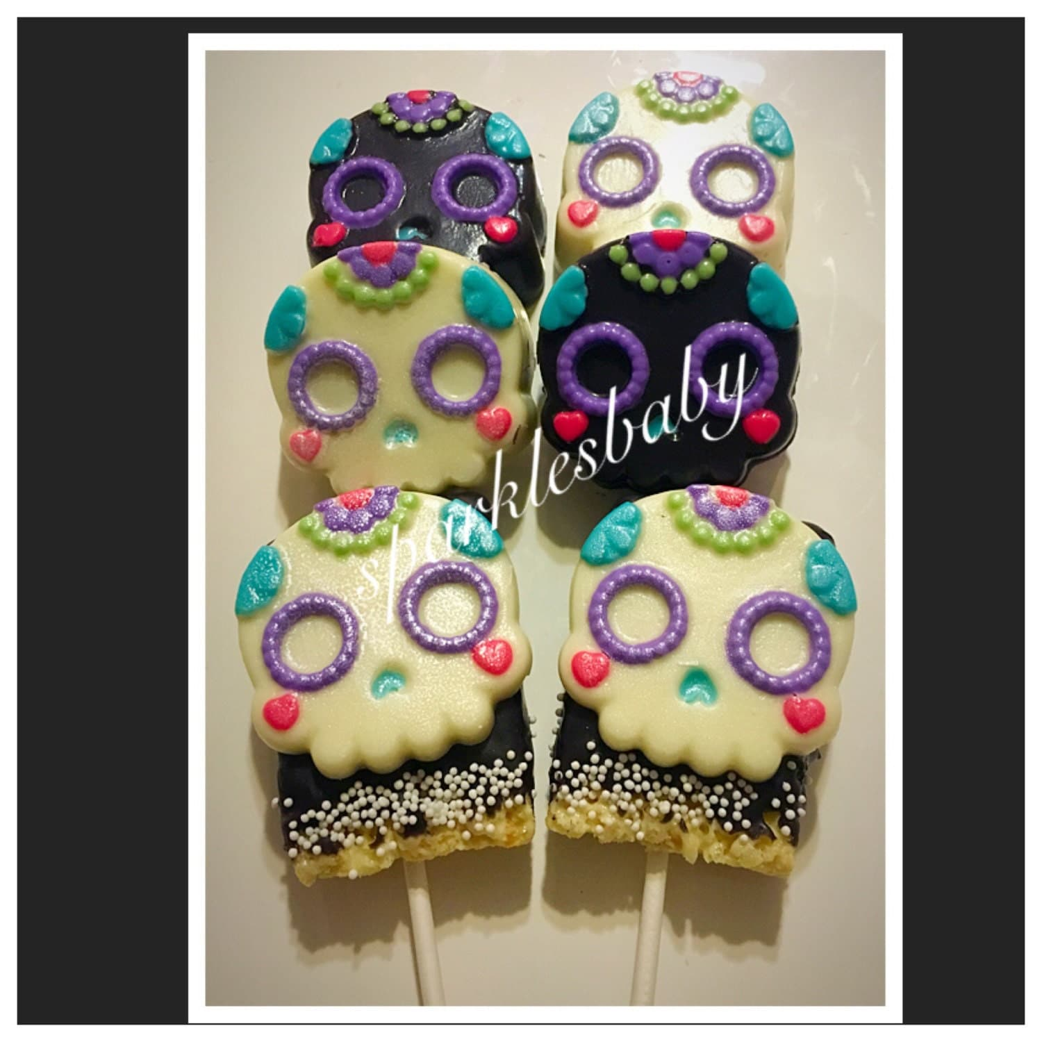 Sugar Skull Bathroom Decor Chocolate Skull Etsy