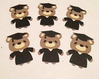 Graduation bear, prek graduation, scrapbooking, graduation party, kindergarten graduation
