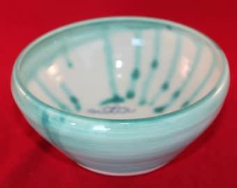 Triathlon Pottery Bowl