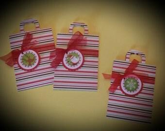CHRISTMAS Gift Card Holders Set of 3