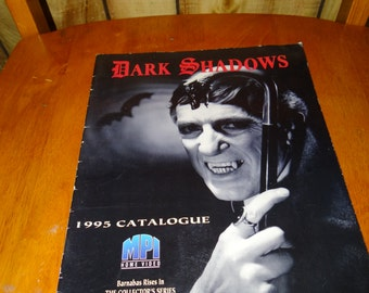Dark Shadows 1995 Catalogue MPI