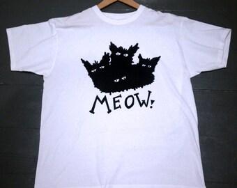 Cats & Kittens Meow! T-shirt