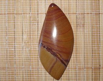 SALE on this Pendant ~ 2.00 Off / Wonderstone Freeform Pendant Bead
