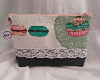 Cupcakes & Macarrons handmade case