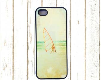 Iphone 6 plus Case, Windsurfing IPhone Case, windsurfing  IPhone Case for 5/5S, Distressed Windsurfing Design  Phone Case for IPhone 6/6S.