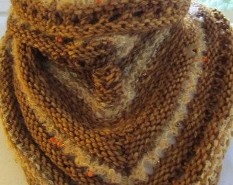 Beaded Cowl Scarf