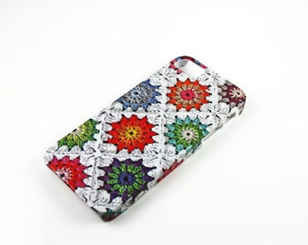 Granny Crochet iPhone 7 case iPhone 7 Plus iPhone SE iPhone 6 /6s Phone 6 Plus iphone 5s iPhone 5c iPhone 4 iPod classic iPod Touch 5 shell