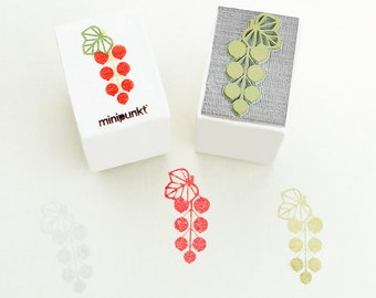 Stamp with currant Tumma
