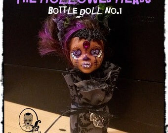 The Hallowed Heads Bottle Doll No. 1