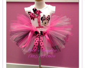 Minnie Mouse Tutu Set