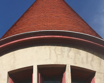 Turret, Coindre Hall