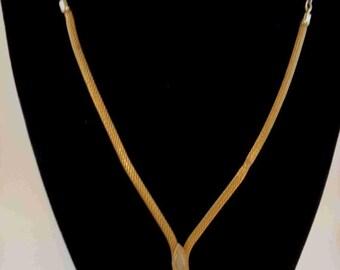 20% OFF SARAH Gold Lariat Necklace