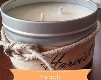 Peach - 16oz Candle
