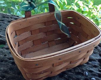 Longaberger Keepsake basket