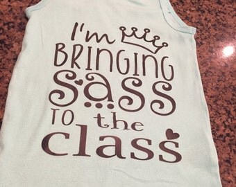 Bringing Sass to Class Decal