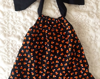 Halloween Candy Corn Dress Size 2T
