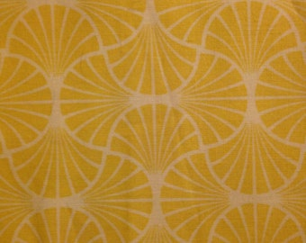 HEIRLOOM by Joel Dewberry - Fabric -  Empire Weave in Dandelion - Quilting - Sewing - Home Decor - Free Spirit - Westminster