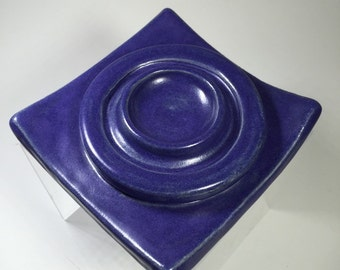 Drop Spindle Lap/Floor Bowl