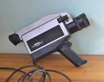 Vintage National Video recorder tape recorder movie recorder camera PT3