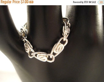 ON SALE Chain Ring * Silver * Minimalist Ring * Stacking Ring * Women's Jewelry