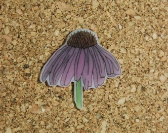 Flower Pin (4 styles available)