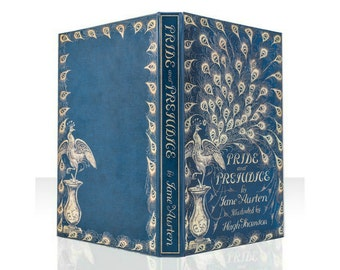 eReader Cover - Pride and Prejudice Book Cover Case for all eReaders and Tablets